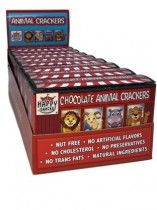 Chocolate Animal Crackers (8 count 2 oz.)