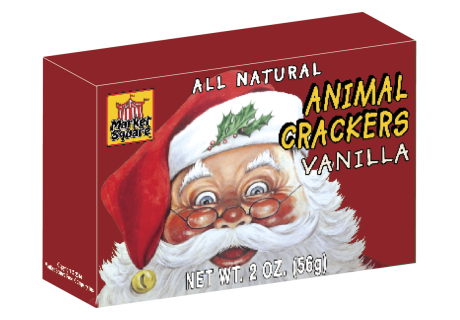 vanilla animal crackers christmas